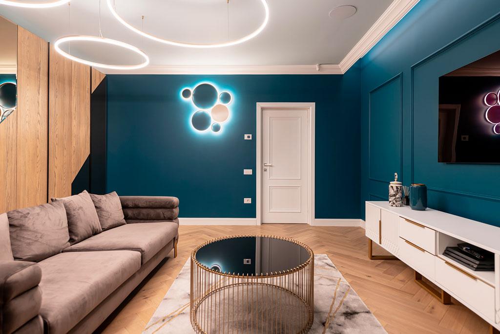 design interior living pentru casa in cluj