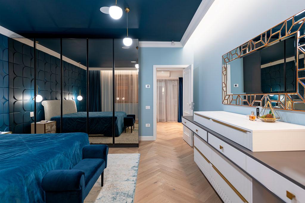 amenajare dormitor si design interior