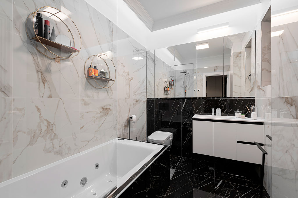 design interior baie matrimoniala in cluj