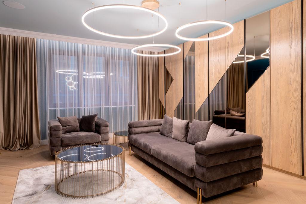 design interior pentru un spatiu de birou la parterul unei case
